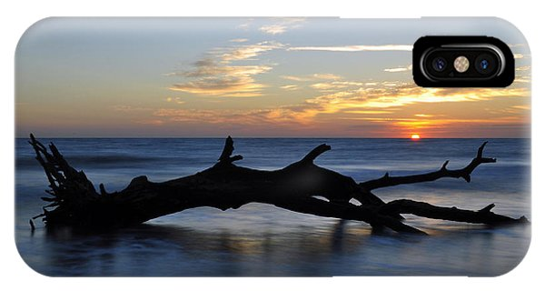 Sunrise At Driftwood Beach 7.2 IPhone Case
