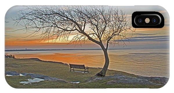 Sunrise At Fort Phoenix IPhone Case