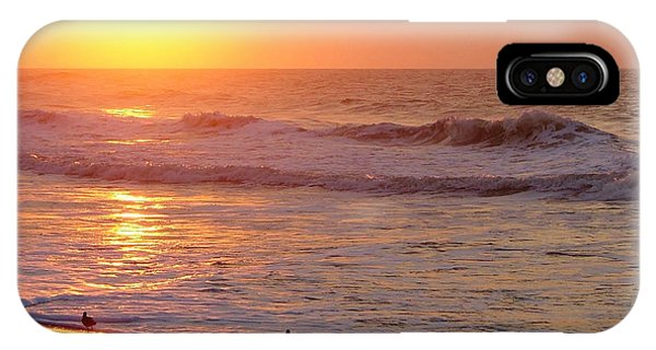 Sunrise At Ocean Isle IPhone Case