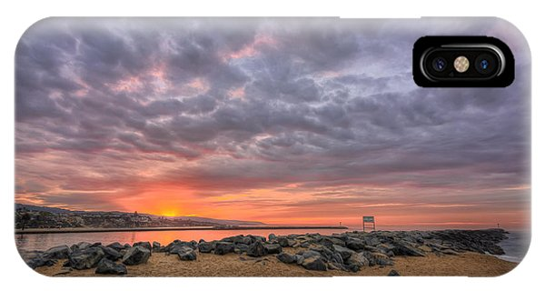 Sunrise At The Wedge IPhone Case