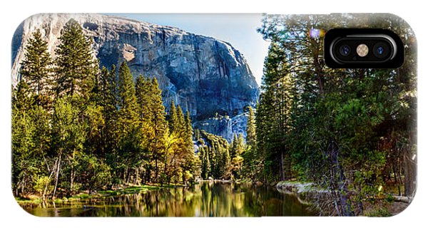 Nice iPhone Case - Sunrise At Yosemite by Az Jackson