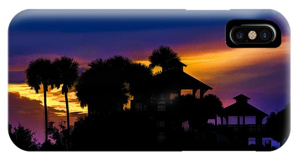 Sunrise Barefoot Mailman Park IPhone Case