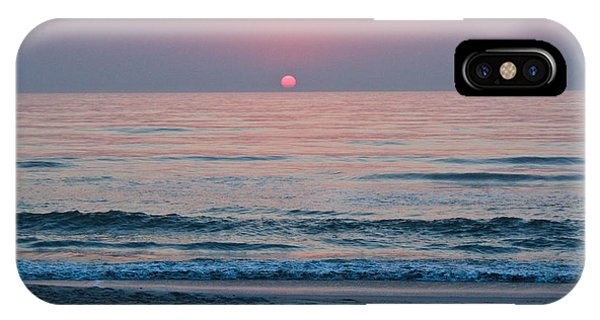 Sunrise Blush IPhone Case
