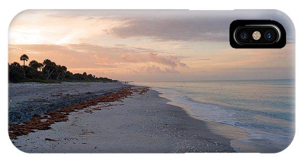 Sunrise Casperson Beach IPhone Case
