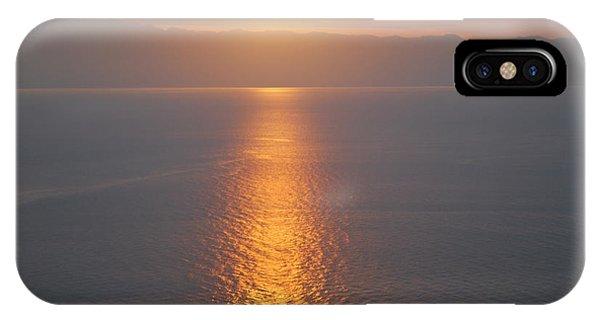 Sunrise Erikousa 1 IPhone Case