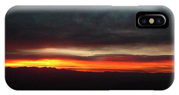 Sunrise From The Rim 002 IPhone Case