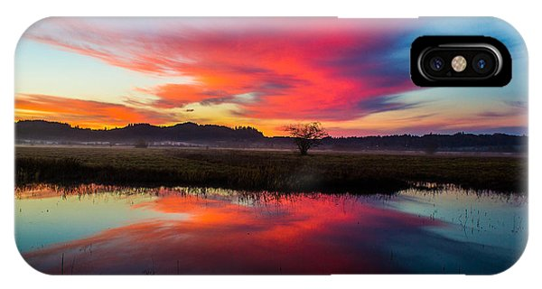 Sunrise Glory IPhone Case
