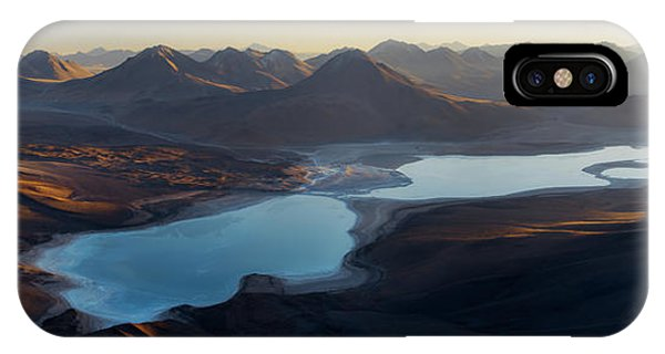Layer iPhone Case - Sunrise In Atakama by Rostovskiy Anton