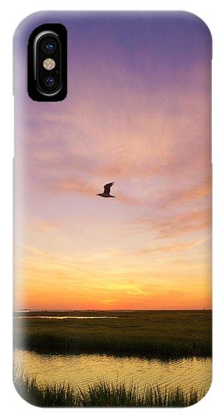 Sunrise In Jersey 5 IPhone Case