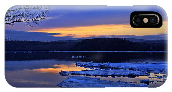Sunrise In New Brunswick IPhone Case