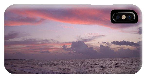 Sunrise In Riviera Maya Phone Case by Dave Dos Santos