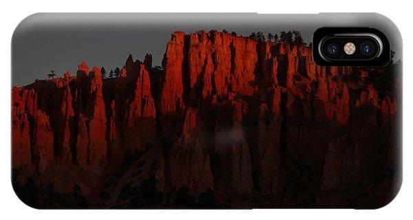 Sunrise In The Desert IPhone Case