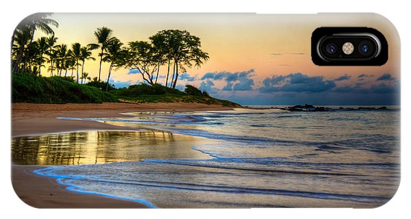 Sunrise Keawakapu Beach IPhone Case