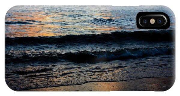 Sunrise Lake Michigan September 2nd 2013 003 IPhone Case