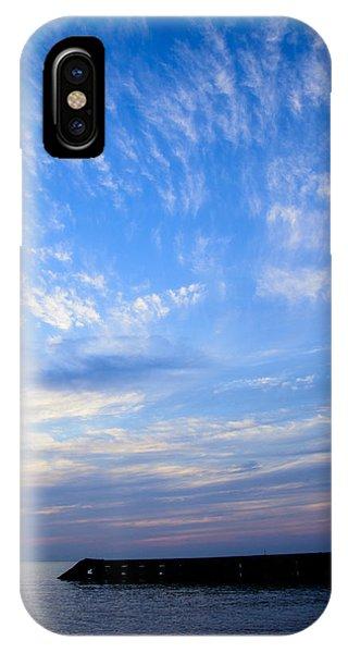 Sunrise Lake Michigan September 7th 2013 006 IPhone Case