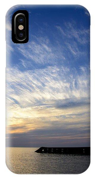 Sunrise Lake Michigan September 7th 2013 007 IPhone Case