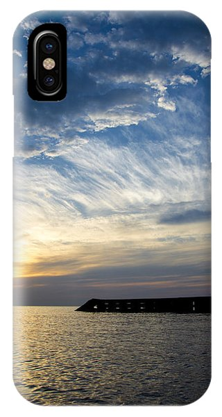 Sunrise Lake Michigan September 7th 2013  IPhone Case