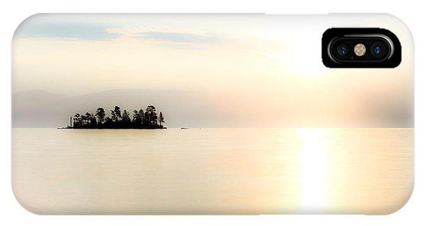 Sunrise Mist IPhone Case