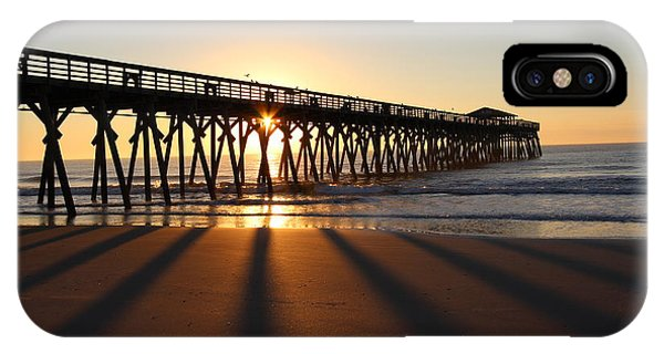 Sunrise Myrtle Beach State Park IPhone Case