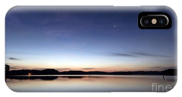 Sunrise On Lake Lanier IPhone Case