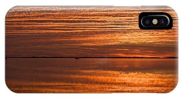 Sunrise On Ramrod Key IPhone Case