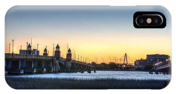 Sunrise On The Ashley River Phone Case by Walt  Baker
