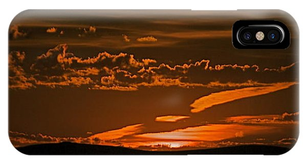 Sunrise Or Sunset IPhone Case