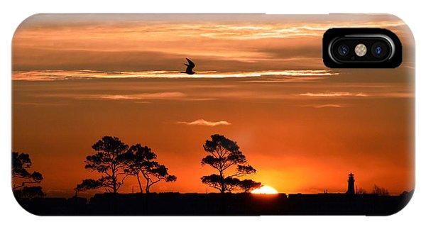 Sunrise Over Fenwick Island IPhone Case