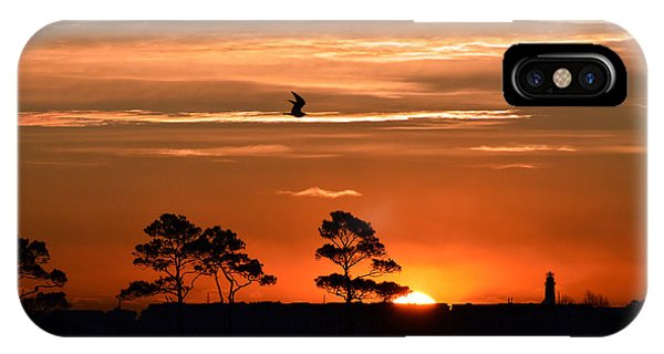 Sunrise Over Fenwick Island IPhone Case