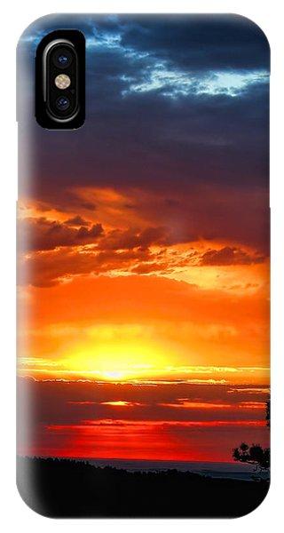 Sunrise Over Keystone IPhone Case