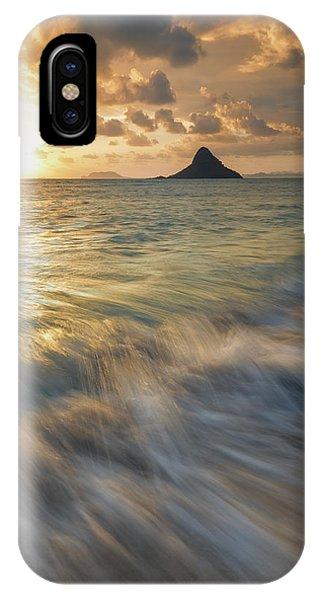 Sunrise Over Mokoli'i IPhone Case