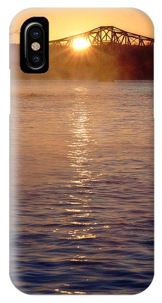Sunrise Over Table Rock IPhone Case