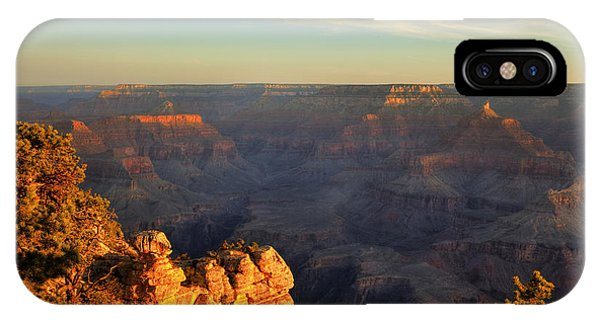 Sunrise Over Yaki Point At The Grand Canyon IPhone Case