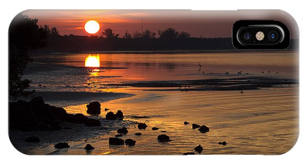 Sunrise Photograph IPhone Case