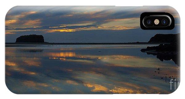 Sunrise Reflections IPhone Case