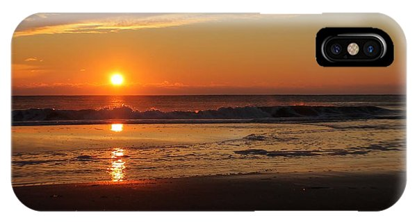 Sunrise Serenity IPhone Case