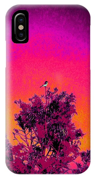 Sunrise To Sunset Nature Is Beautiful IPhone Case