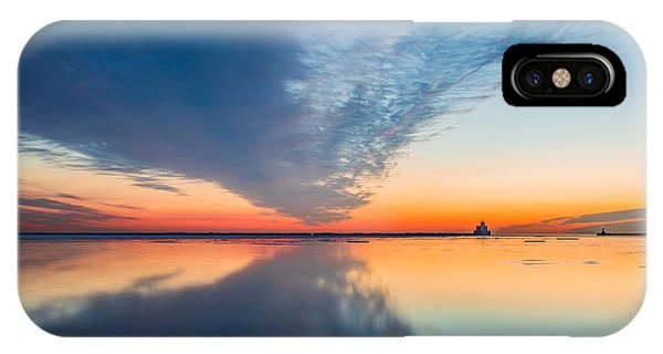 Sunrise V IPhone Case