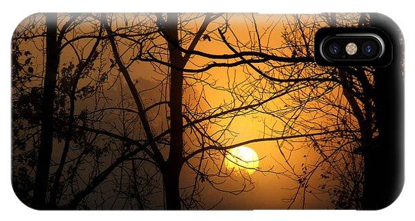 Sunrises Bloom IPhone Case