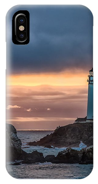 Sun's Last Light IPhone Case