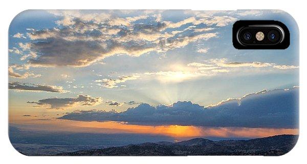 Sunset 101 IPhone Case