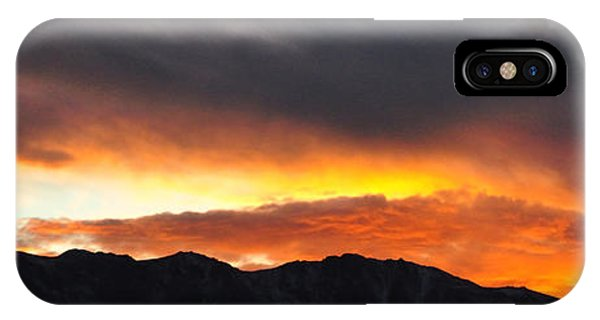 Sunset 12521 IPhone Case