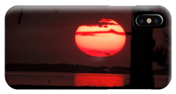 Sunset 3 Phone Case by Stephanie Kendall