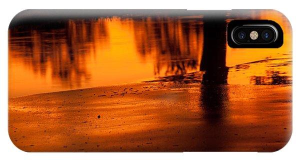 Sunset After Rain IPhone Case