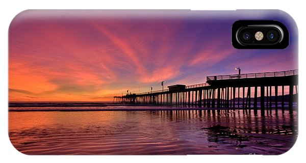 Sunset Afterglow IPhone Case