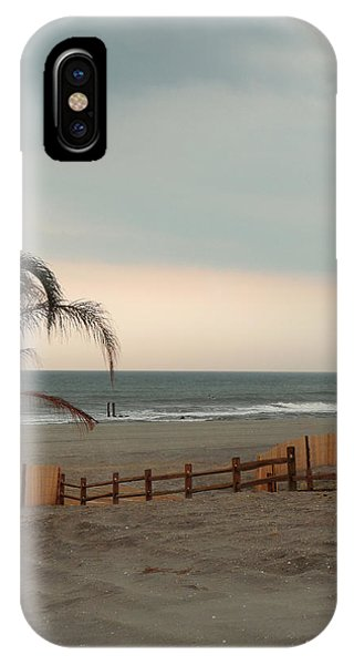 Sunset At Atlantic City IPhone Case