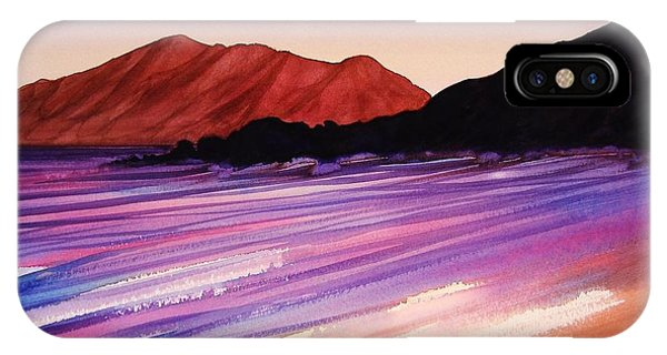 Sunset At Black Rock Maui IPhone Case