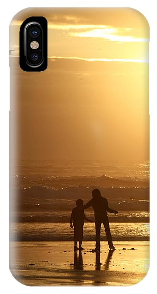Sunset At Cannon IPhone Case