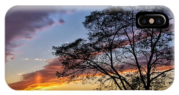 Sunset At Chesapeake Beach IPhone Case