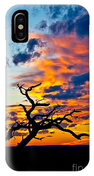Sunset At Enchanted Rock IPhone Case